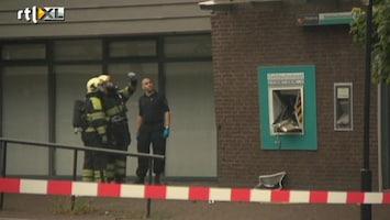 RTL Nieuws Weer een plofkraak in Noord-Brabant