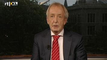 RTL Nieuws 'Coalitie onnodig onder druk gezet door JSF'