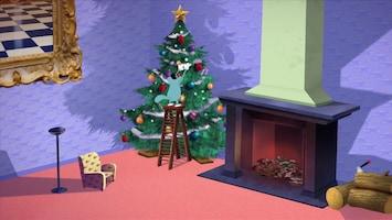 Oggy En De Kakkerlakken Christmas spirit