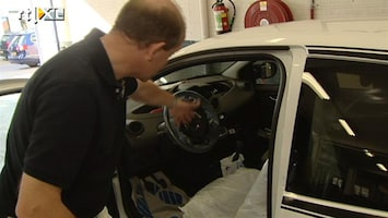 RTL Nieuws Autodiefstal vaker door georganiseerde bende