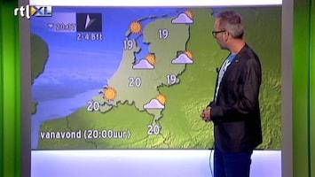 RTL Weer Buienradar Update 27 augustus 2013 16:00 uur