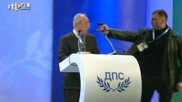 RTL Nieuws Mislukte aanslag op congres in Sofia
