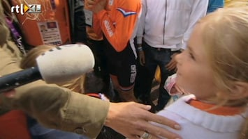 RTL Nieuws Amalia: 'Ik dacht dat ze het niet meer zou halen'