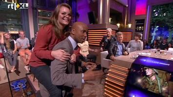 RTL Late Night ''Wie weegt hier 60 kilo?'