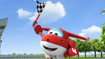 Super Wings De leeuwendans