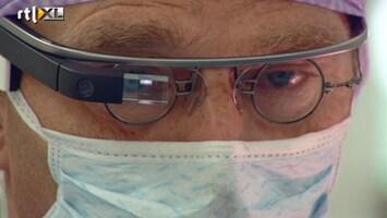 RTL Nieuws Ziekenhuis experimenteert met Google Glass