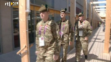 RTL Nieuws Ruim 18.000 soldaten ingezet bij Olympische Spelen