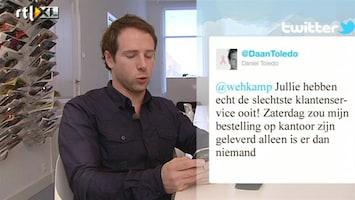 RTL Nieuws Klagen via Twitter succesvoller dan via mail