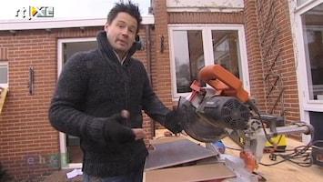 Eigen Huis & Tuin Hoe leg je een vloer van laminaattegels?