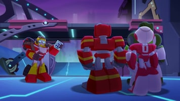 Transformers Rescue Bots Academy Afl. 1