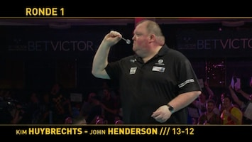 World Matchplay 2018 - dag 3