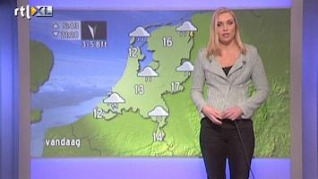 RTL Weer Buienradar update 16 mei 2013 10:00 uur