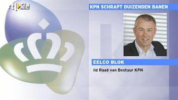 RTL Z Nieuws KPN-ceo: kosten omlaag brengen