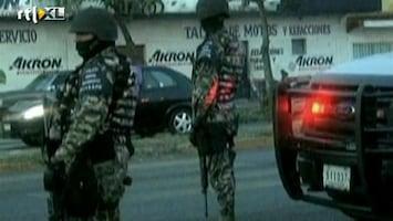 RTL Nieuws Leger vervangt politie in Mexico