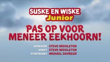 Suske En Wiske Junior - Pas Op Voor Meneer Eekhoorn!