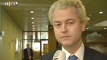 RTL Nieuws Wilders over hypotheekrenteaftrek (hele interview)