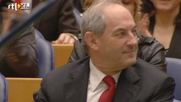 RTL Nieuws Tweede Kamer neemt afscheid van Cohen