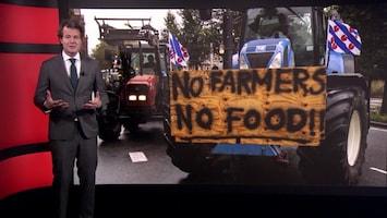 Boze boeren: no farmers, no kerstdiner?