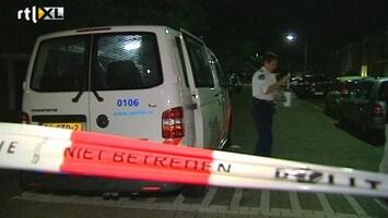 RTL Nieuws Poltitie schiet man in Zevenbergen neer