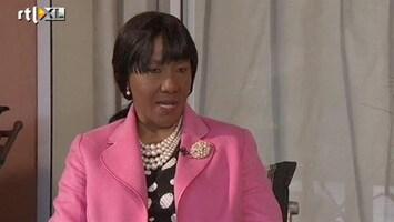 RTL Nieuws Dochter Mandela: Hij reageert nog steeds op ons