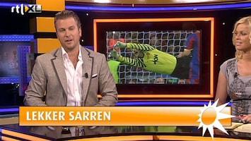 RTL Boulevard Van der Sar neemt afscheid