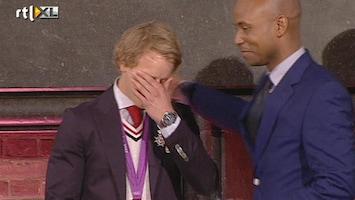 RTL Nieuws Olympische kampioenen krijgen lintje