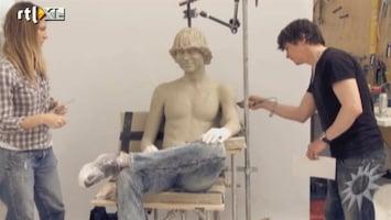 RTL Boulevard Making of wassenbeelden Nick en Simon