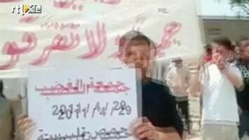 RTL Nieuws Demonstranten Syrië niet te stuiten