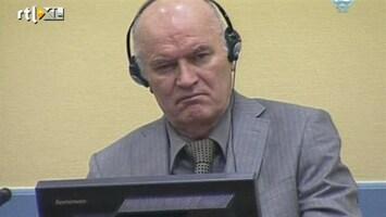 RTL Nieuws Mladic boycot mogelijk tribunaal