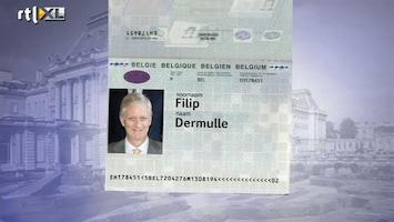 RTL Nieuws Belgisch koningshuis reist met valse paspoorten