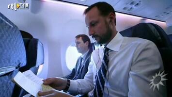 RTL Boulevard Docu over kroonprins Haakon van Noorwegen