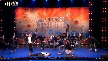Holland's Got Talent The Classics (dans)