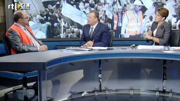 RTL Nieuws Waarnemer Syrië gaat weg uit protest