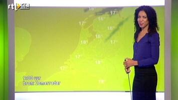 RTL Weer Buienradar Update 08 juli 2013 10:00 uur