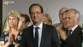 RTL Nieuws President Hollande direct naar Duitsland