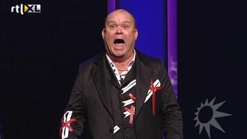 RTL Boulevard Theatershow Paul de Leeuw