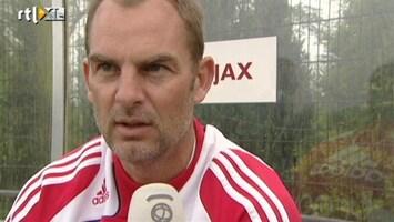 RTL Nieuws Ronald de Boer over de landstitel van Ajax