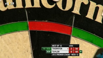 RTL 7 Darts: Premier League Afl. 25