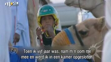 RTL Boulevard Unicef: Desert riders