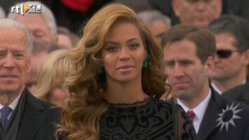 RTL Boulevard Beyoncé playbackte voor Obama?