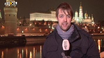 RTL Nieuws Waarom gaan de Russen de straat op?