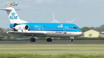 RTL Nieuws AirFrance-KLM dieper in het rood