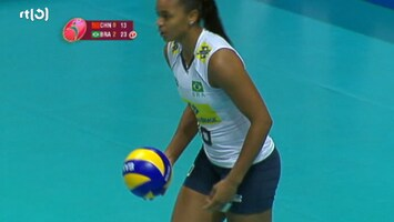 Volleybal! - World Grand Prix Volleybal (rtl7) /8