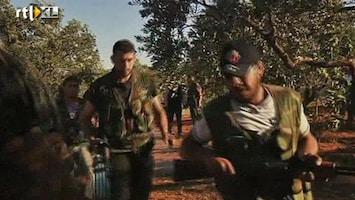 RTL Nieuws Opstandelingen Syrië in het geheim geholpen