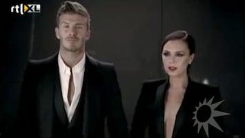 RTL Boulevard David Beckham praat voor het eerst over zijn dochter Harper Seven