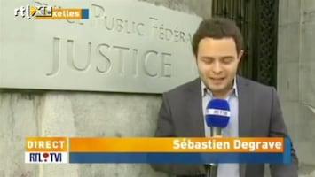Editie NL Reporter moet overgeven live op tv