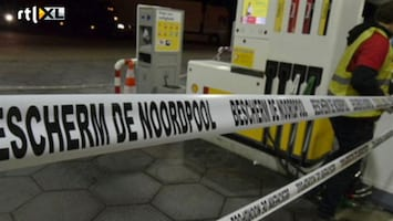 RTL Nieuws Greenpeace blokkeert tankstations Shell