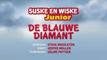 Suske En Wiske Junior - De Blauwe Diamant