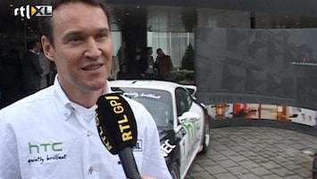 RTL GP: Dutch Power Pack HTC Dutch GT4: interview Phil Bastiaans
