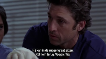 Grey's Anatomy Deterioration of the fight or flight response
